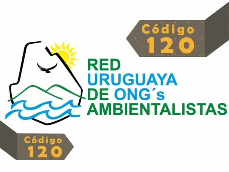 Código 120 - RED URUGUAYA DE ONG's AMBIENTALISTAS