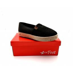 "Zapatilla Tipo Alpargata con Plataforma ""Feet"""