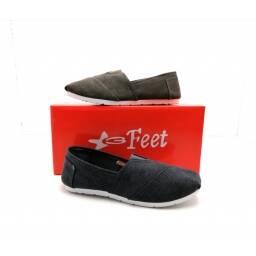 "Alpargata de Lona ""Feet"""