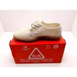 Zapato Hombre Telar Con Cordon ByB