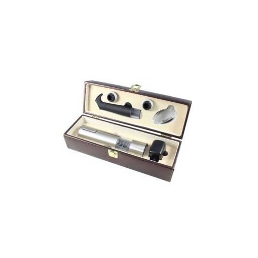 Descorchador eléctrico recargable con accesorios