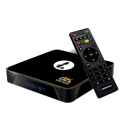 SMART TV BOX LEDSTAR 4/32 GB